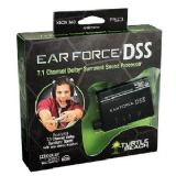 Turtle Beach Ear Force DSS Dolby 5.1 /7.1 Surround Sound Processor